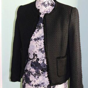 NWT✨ H&M Black Tweed Jacket